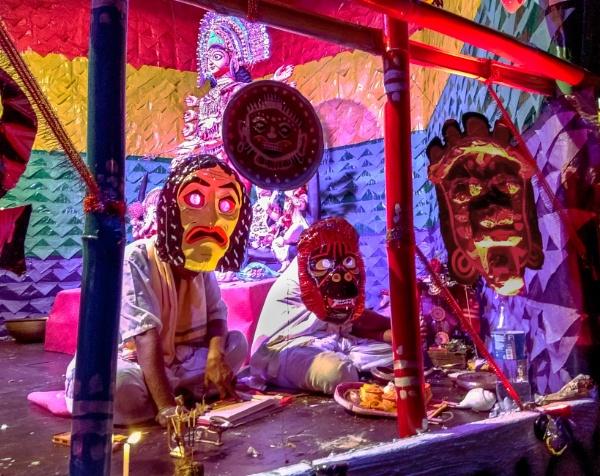 Demon Priests by Sandipan