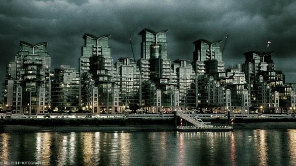 London Magic Fall by KelterPhotography
