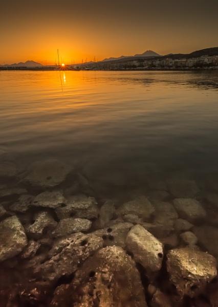 Cretian Sunrise