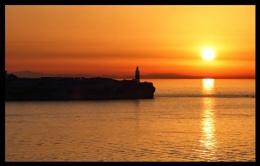 Gibraltar Sunrise.