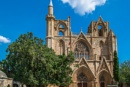 Lala Mustafe Mosque/ Cathedral of St Nicholas Famagusta by geoffgt