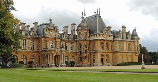 Waddesdon Manor, Buckinghamshire by HerefordAnn