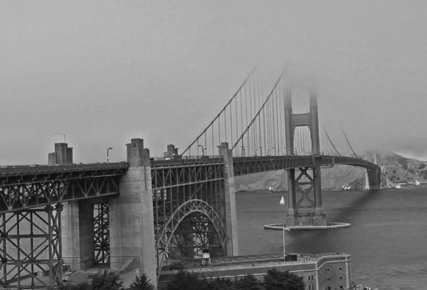 Golden Gate by stevecornforthphotography