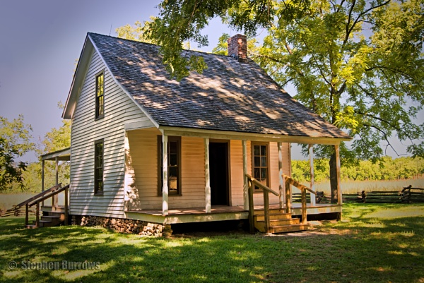 Mother Road XXI - George Washington Carter Family Home by Stephen_B