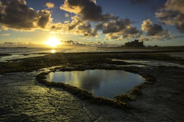 Bamburgh Castle by owen_john