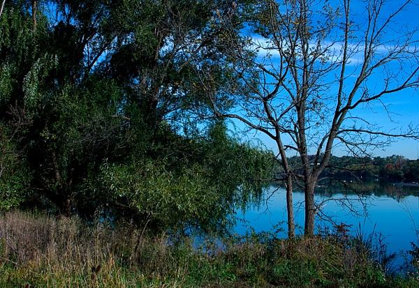 LAKE ONTARIO AT PRINCESS POINT by TimothyDMorton