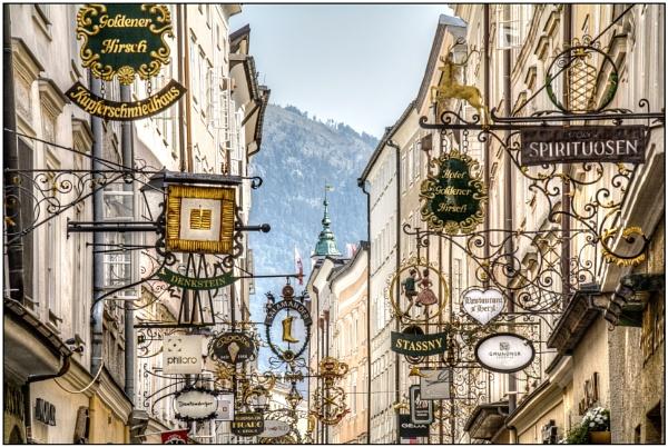 Signs of Salzburg by TrevBatWCC