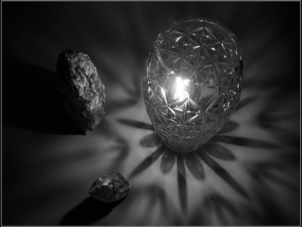 Candlelit Rocks by Otinkyad