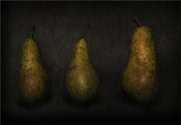 3 Pears by GAJ