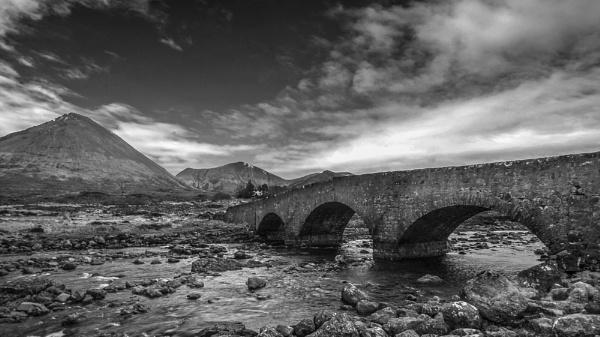 Bridge to the Mountains by nstewart