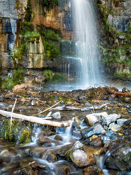 Stewart Waterfall Unleashed by mlseawell
