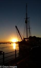Another Sunrise in North Norfolk U.K.