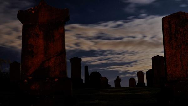 graveyard by steve486
