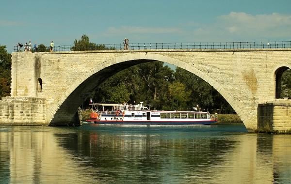 Pont St Benezet by ANNDORASBOX