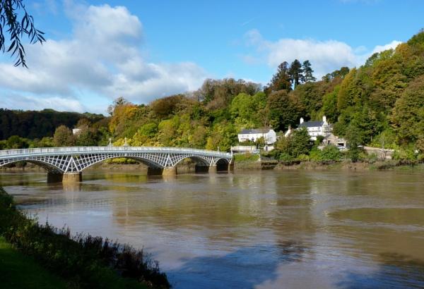 River Wye Chepstow