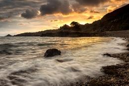 Bouley Bay Sunrise