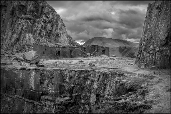 Dinorwig Slate Quarry, Llanberis by bwlchmawr