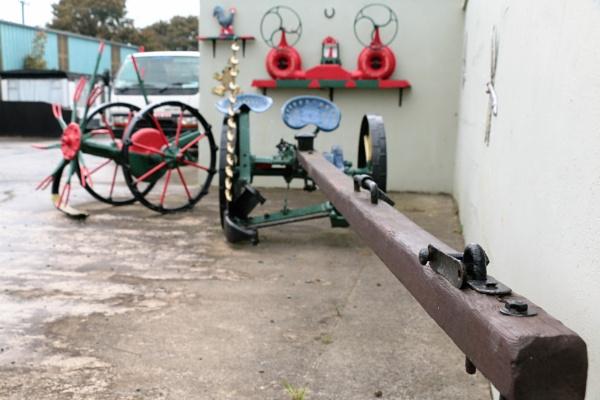 Old plough by gunner44
