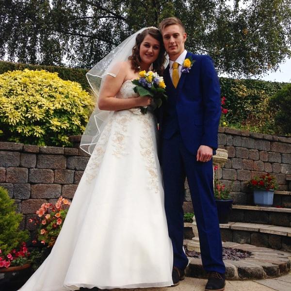 Wedding day 15/10/2016 by caj26