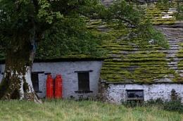 Old farmhouse, Teesdale.