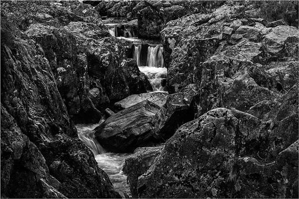 By a babbling Brook by danbrann