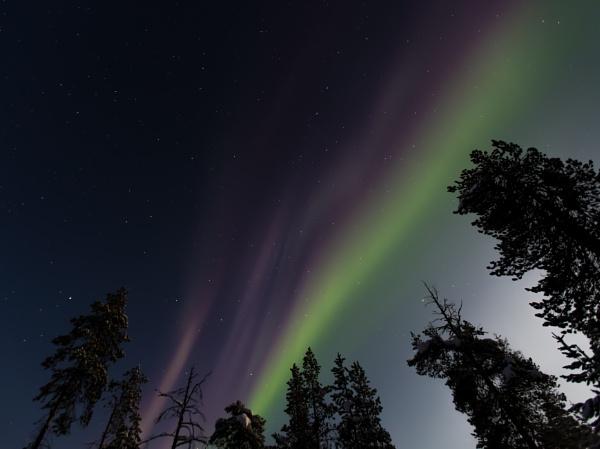 Aurora Rainbow by Legend147