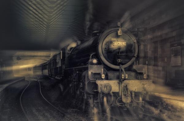 Hogwarts Express by BigAlKabMan