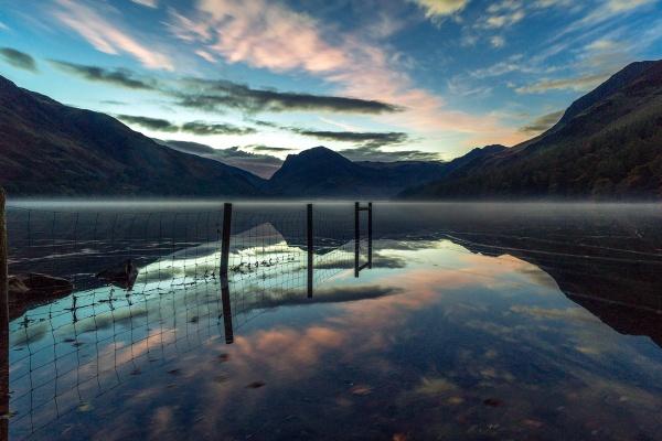 Buttermere dawn by SimonNG