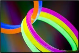 Photo : Glow Bracelets