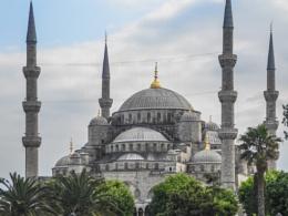 Blue Mosque (Sultan Ahmet Mosque) Istanbul
