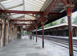 Great Malvern station, Worcestershire