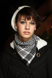 Girl of Winter