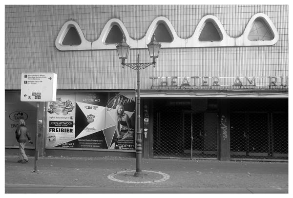 Theater am Ru.......... by bliba