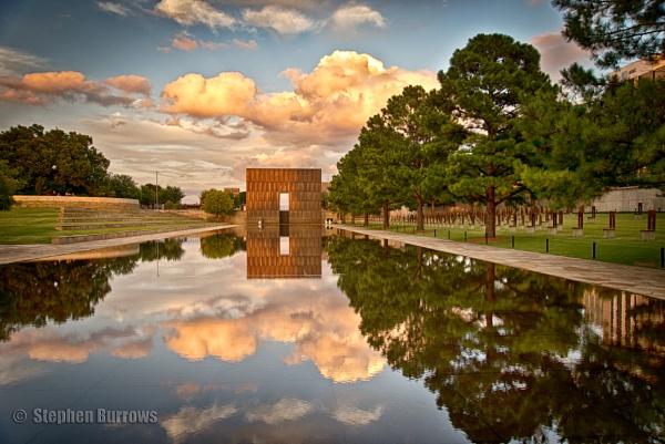Mother Road XXIV - Oklahoma National Memorial