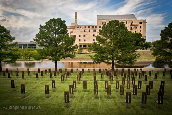 Mother Road XXV - Oklahoma City National Memorial by Stephen_B