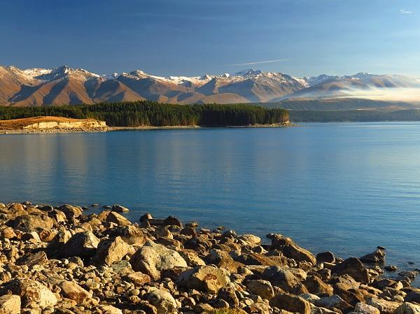 Lake Pukaki 35 by DevilsAdvocate