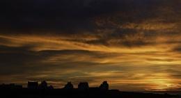Red Sky over Penmarc'h