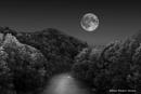 Guyandotte River by dawnmichelle