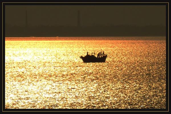 Sun Dance by prabhusinha