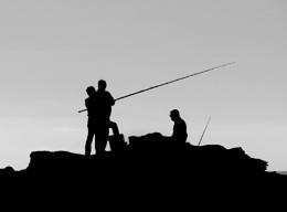 Raising the rod