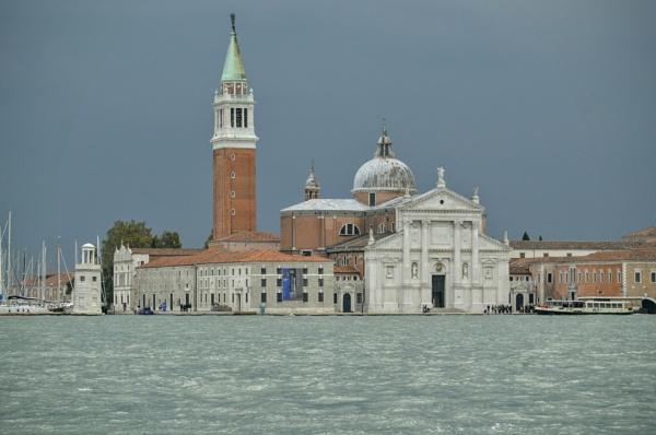Isola San Giorgio Maggiore by budapestbill