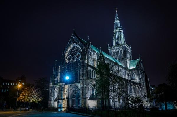 Glasgow Cathedral by Craigie10