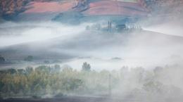 Dawn Tuscan style