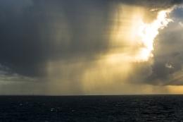 Storm light on Longships