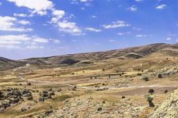Road to Kestel Reservoir