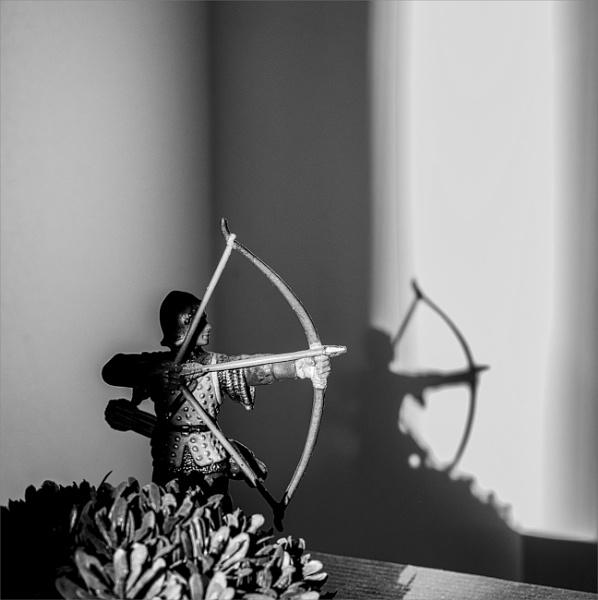 The Archer by nonur