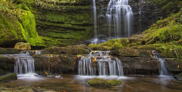 Cascades by Gavin_Duxbury