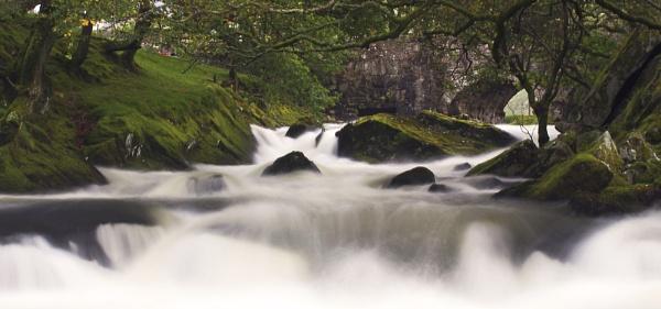 Afon Ogwen 2 by nstewart