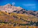 Autumn Moonset by mlseawell