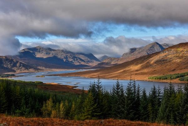 Loch Loyne by smithgj